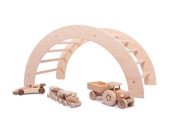 KlapperSpecht Climbing Arch