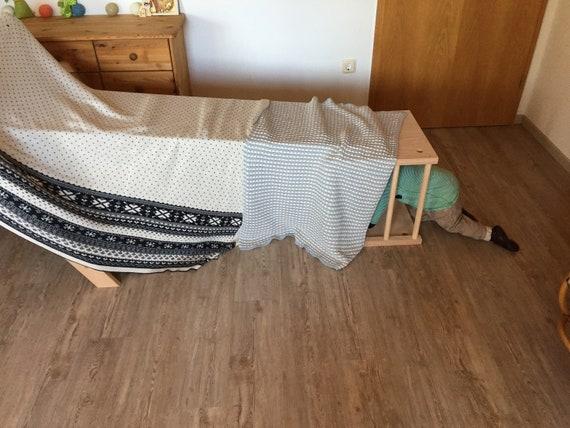 Dawanda Kletterdreieck : Holzwürfel krabbelwürfel nach emmi pikler etsy
