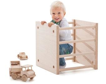 KlapperSpecht Wooden Cubes/ Crawl Cubes