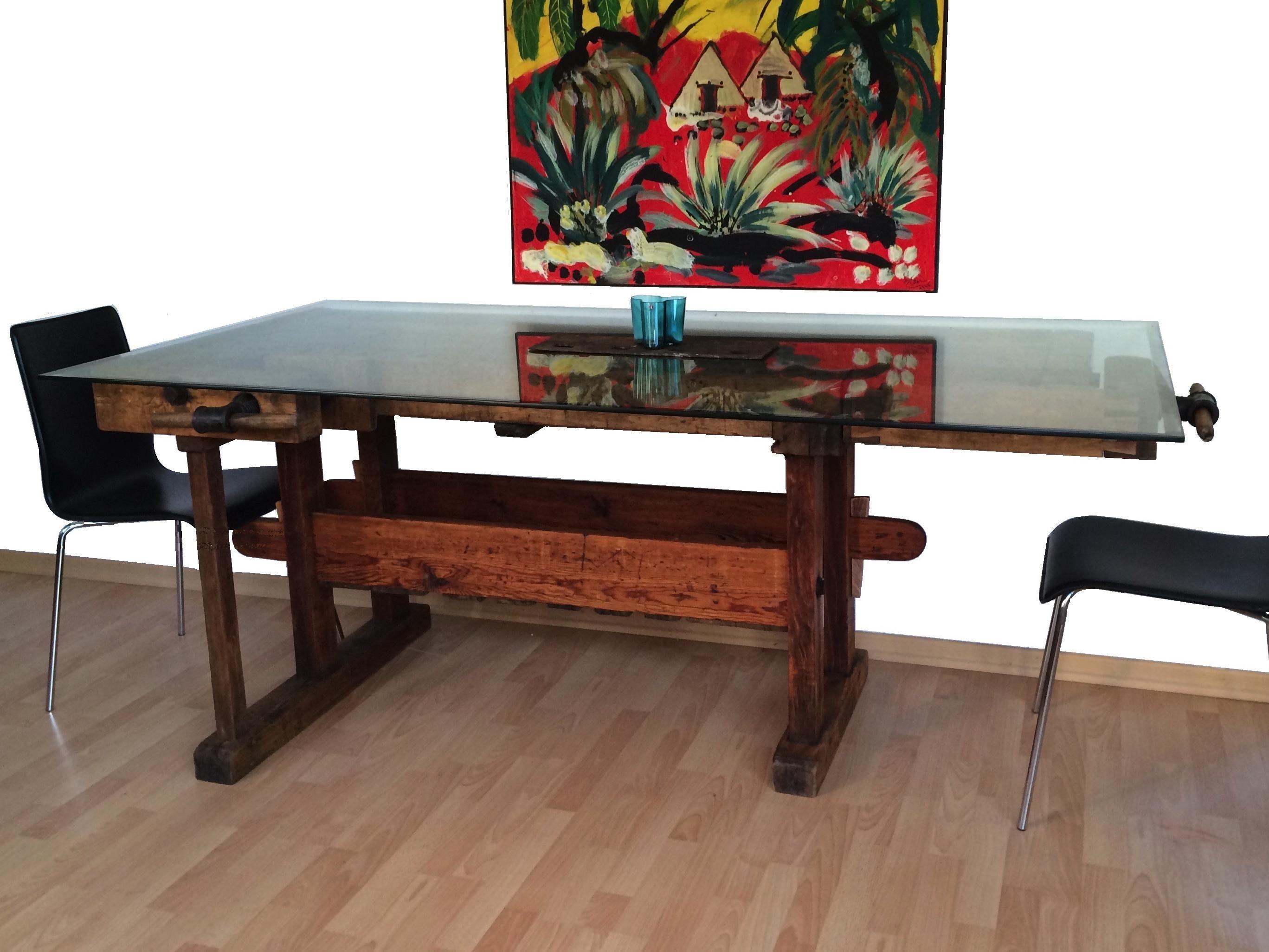 outdoor k che aus hobelbank tisch outdoor k che metall. Black Bedroom Furniture Sets. Home Design Ideas