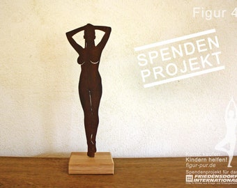 "Figure 4 ""Donation Project - FIGUR-PUR"" (without podium)"