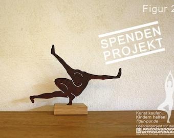 "Figure 2 ""Donation Project - FIGUR-PUR"" (without podium)"