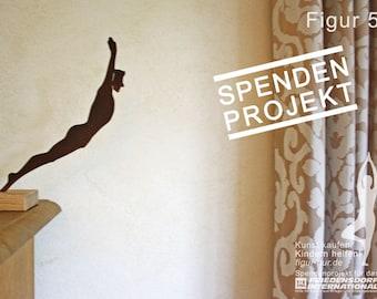 "Figure 5 ""Donation Project - FIGUR-PUR"" (without podium)"
