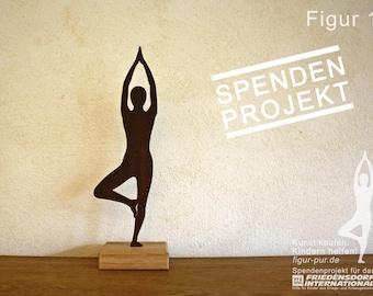 "Figure 1 ""Donation Project - FIGUR-PUR"" (without podium)"