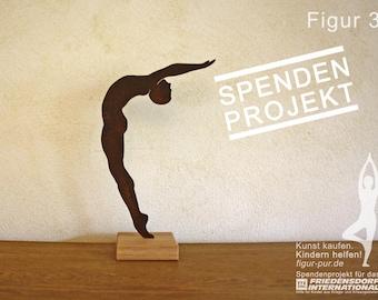 "Figure 3 ""Donation Project - FIGUR-PUR"" (without podium)"