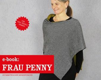 FRAU PENNY Wendeponcho, e-book