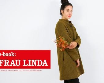 FRAU LINDA Kurzmantel mit Raglanärmeln, e-book