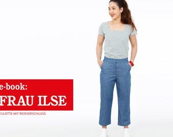 FRAU ILSE • Culotte mit Reißverschluss, e-book