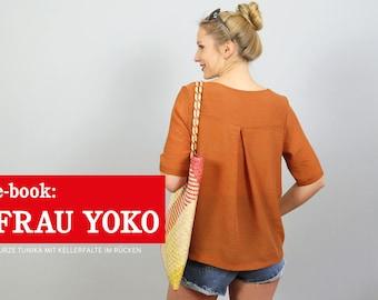 FRAU YOKO  - kurze Tunika, e-book