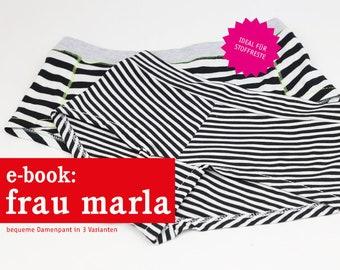 FRAU MARLA Damenpants, e-book