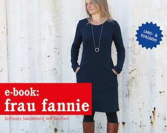 FRAU FANNIE vielseitiges Sweatkleid, e-book