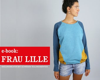FRAU LILLE Raglansweater, e-book