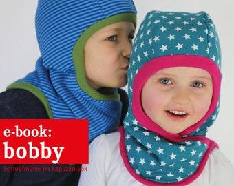 BOBBY Schlupfmütze mit Kapuzenlook, e-book