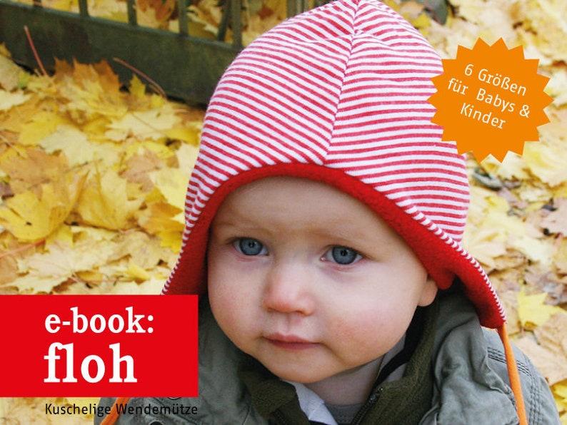 FLOH kuschelige Wendemütze mit Stern e-book image 0