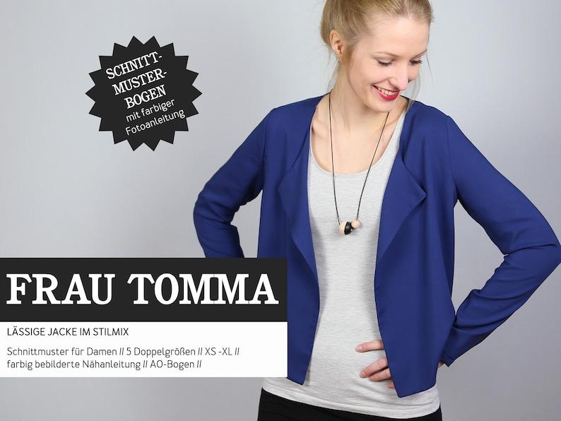 WOMEN TOMMA Jacket PAPIERSCHNITT image 0