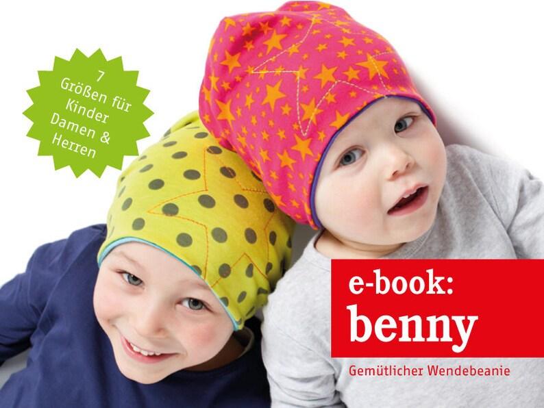 BENNY Wendebeanie für Groß & Klein e-book image 0