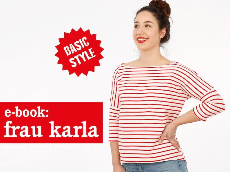 FRAU KARLA Shirt e-book image 0