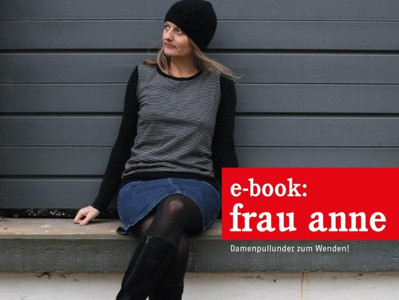 FRAU ANNE Pullunder ebook image 1