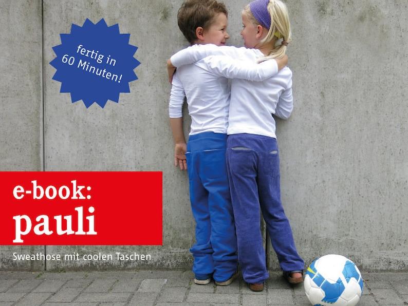 PAULI coole Sweathose e-book image 0