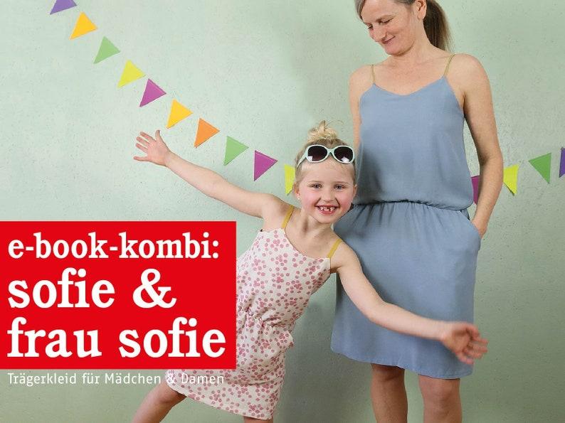 FRAU SOFIE und SOFIE  Sommerkleider e-book image 0