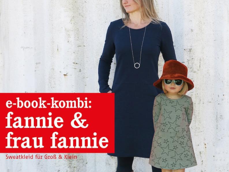 FRAU FANNIE & FANNIE Sweatkleider e-book image 0