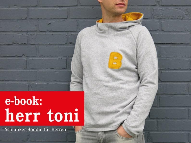 HERR TONI Kapuzenpulli Teenies & Herren  e-book image 0