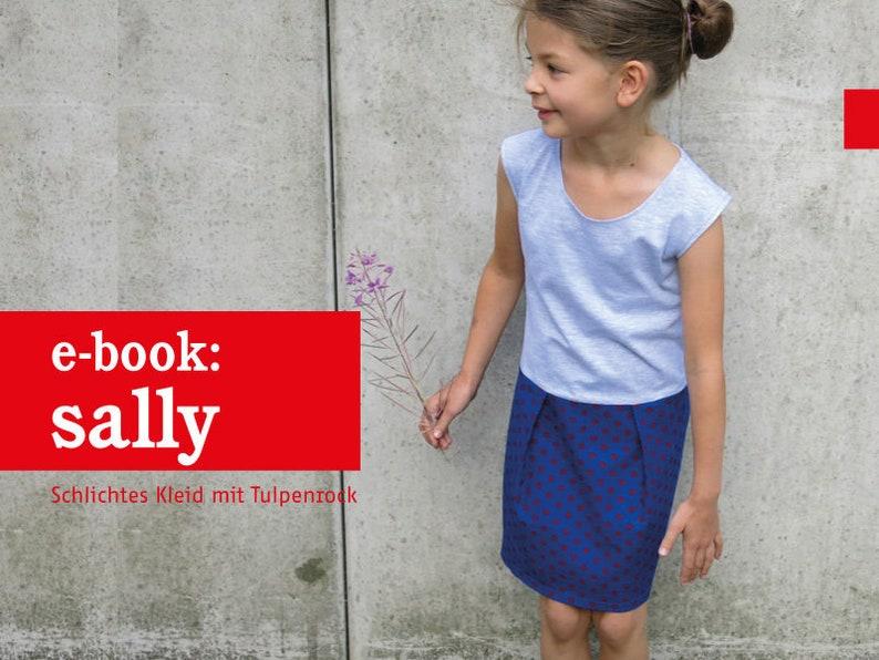 SALLY Mädchenkleid e-book image 0