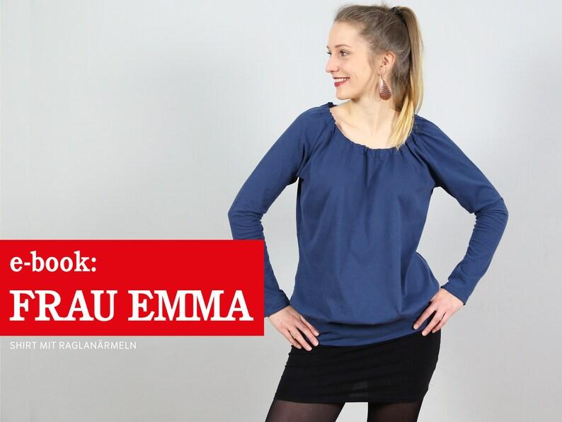 FRAU EMMA Raglanshirt e-book image 0