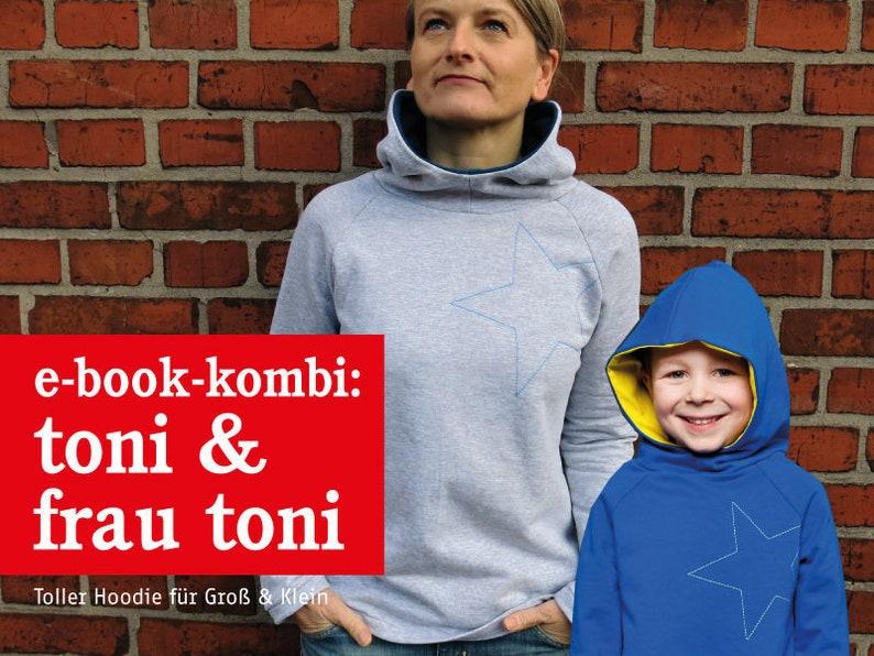 FRAU TONI & TONI  Kapuzensweater e-book image 0
