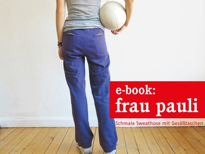 FRAU PAULI coole Sweathose e-book image 0
