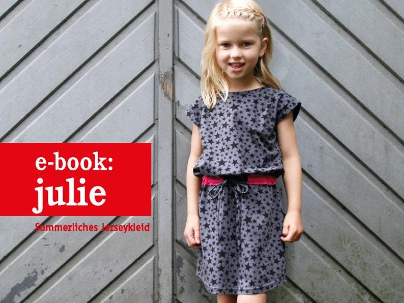 JULIE Jerseykleid e-book image 0