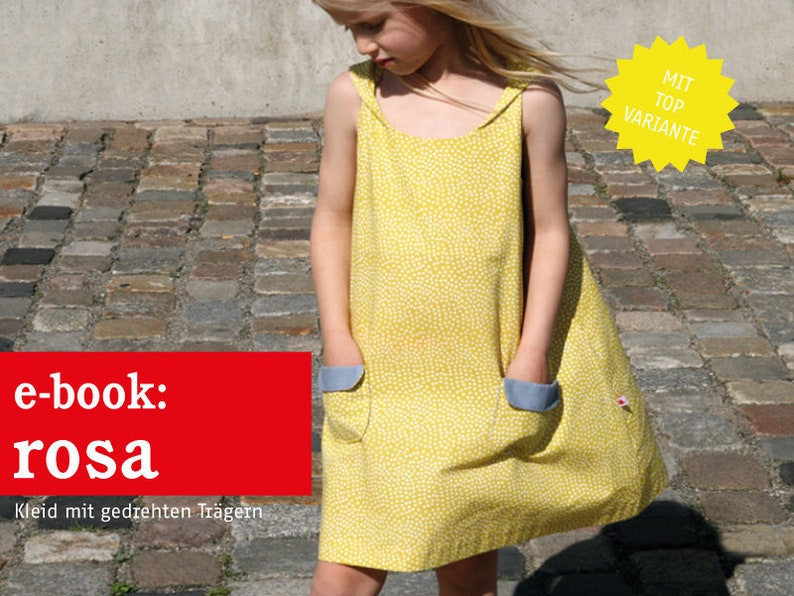 ROSA Trägerkleid und Top e-book image 0