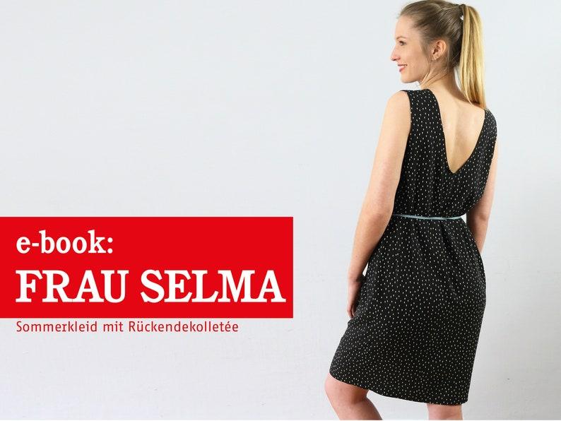 FRAU SELMA Sommerkleid  e-book image 0