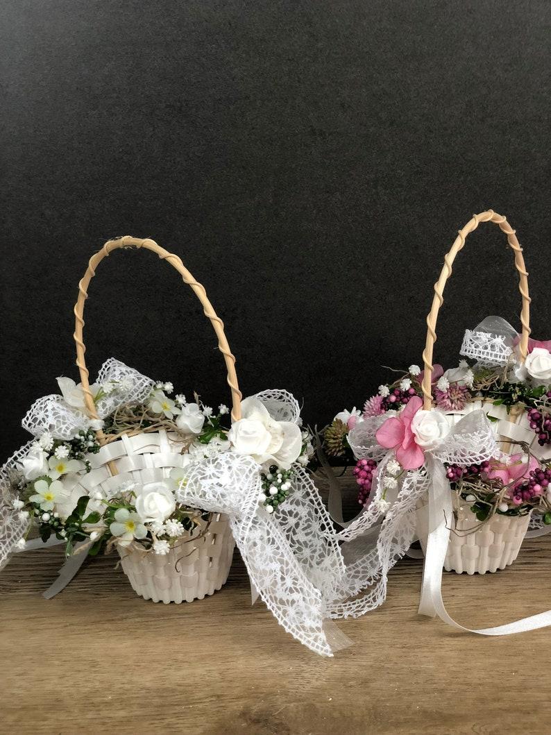 Streukörbchen für Blumenkinder
