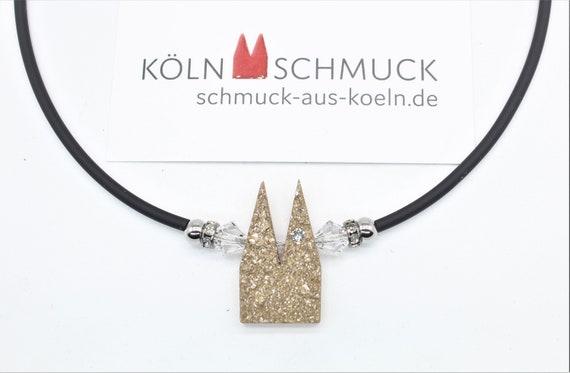 K/ölnschmuck K/ölner Dom Ohrstecker Gold K/öln Schmuck