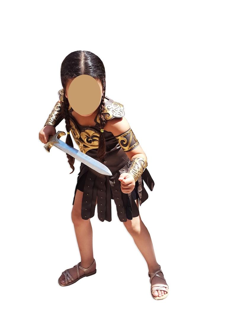 Xena guerrera guerrera Xena Disfrazar Disfrazar la la a Xena la a a Disfrazar DeW9EHI2Y