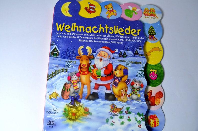 Tannenbaum Buch.Buch Christmas Songs Music Notedes Retro