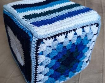 Game Crochet Dice Blueprint