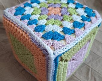 Game Crochet Cube Spring Fresh