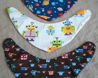 Neck scarf set boys stories