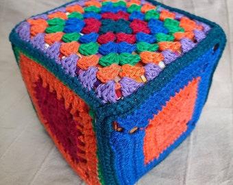 Game Crochet Dice Autumn Spell