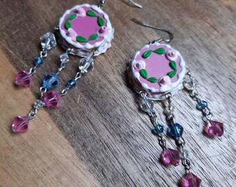 Fashion jewelry earrings tarts