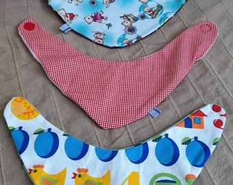 Neck scarf set color dream