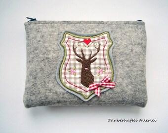 Taschen Etuis Aus Wollfilz Garderoben Aus By