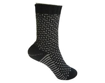 Wool socks knitted socks Women 38/39