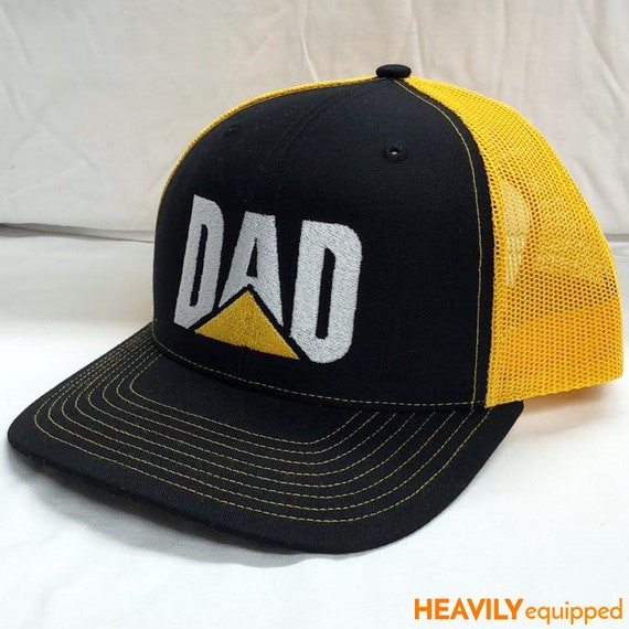 6135fd4bdd501 Heavy Equipment Operator DAD Trucker Hats