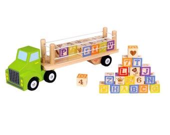 Toy lorry   Etsy
