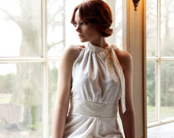 Wedding Dress Aveline Etsy