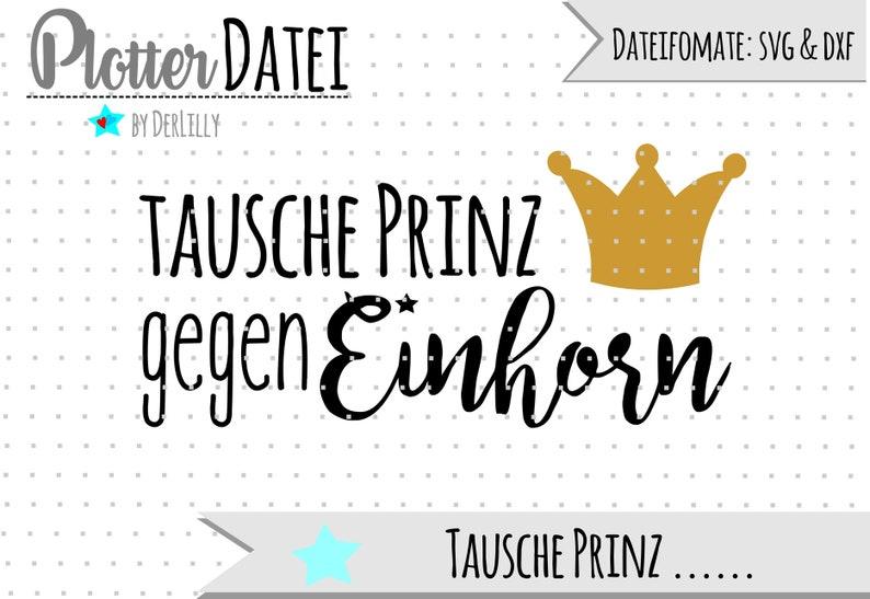 060 Tausche Prinz image 0