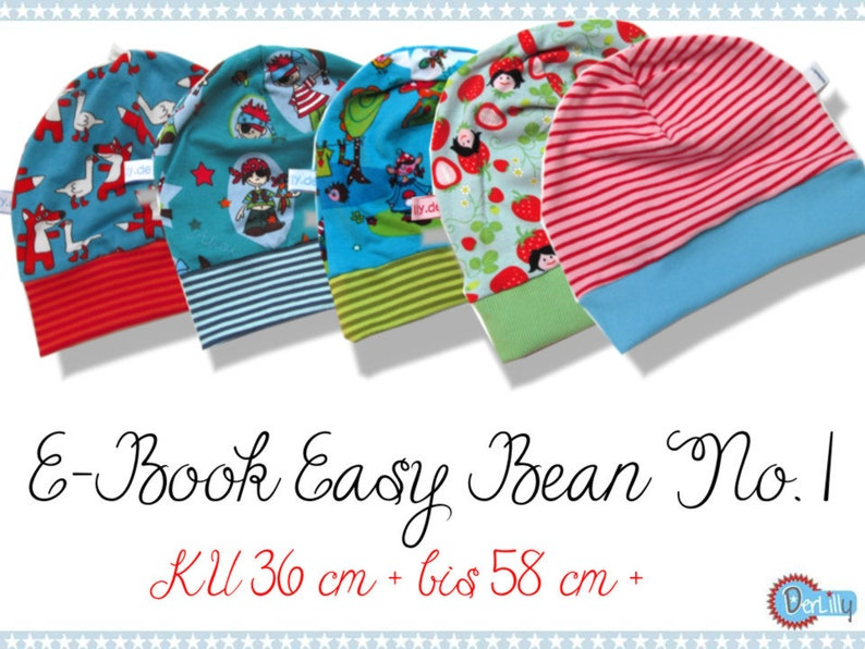 16 E-Book  Easy Bean No. 1 von DerLilly image 0